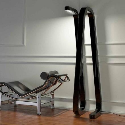 Lámpara de pie de diseño moderno hecha en Italia, Sirolo