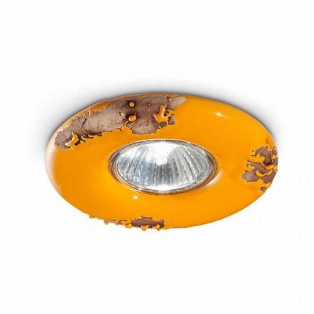 techo redonda época hechos de cerámica Paula Ferroluce