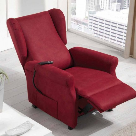 Sillon Reclinable Electrico 2 motores Via Verona