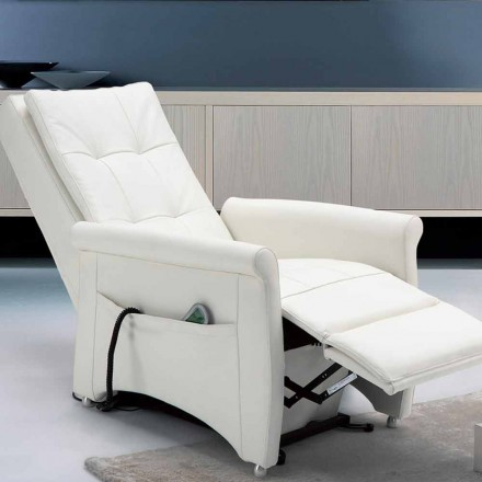 Sillon Relax Reclinable 2 motores Via Roma