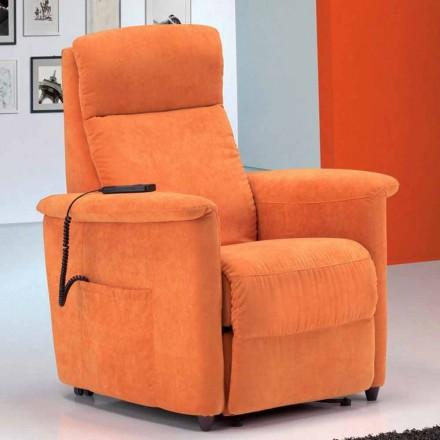 Relax sillón con alzapersona 1 motor de Via Firenze