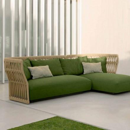 Cliff Garden Lounge diseñador Ludovina y Roberto Palomba Talenti