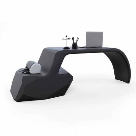 Escritorio de oficina de diseño moderno hecho en Italia Gush