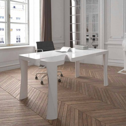 Escritorio de diseño para oficina de Solid Surface® modelo Punk