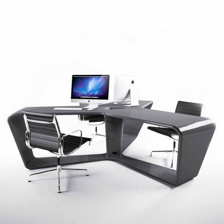 Escritorio de oficina multi estación, diseño moderno, Ta3le