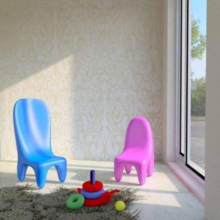 Set 2 sillas para niños hecho en Italia modelo Loriblanche