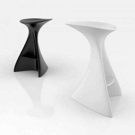 Taburete de diseño moderno Vega hecho en Italia