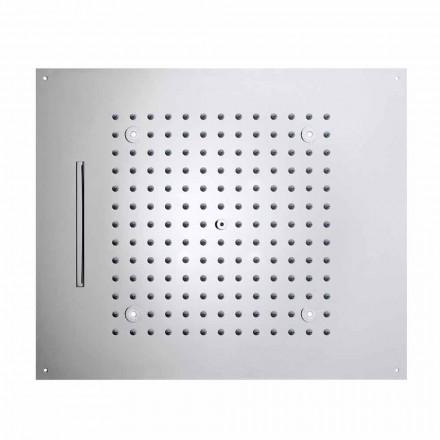 Rociador de ducha con LED y 2 chorros de diseño modelo Dream