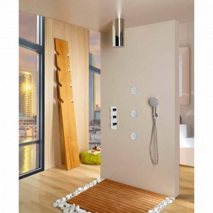 Rociador de ducha de diseño moderno con 1 chorro Bossini