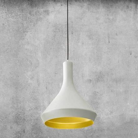 Suspensión de diseño en aluminio Made in Italy - Capadocia Aldo Bernardi