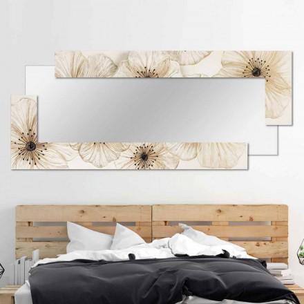 Espejo de pared de diseño Sacile de Viadurini Decor