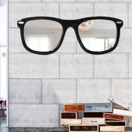 Espejo moderno de pared Occhiali de Viadurini Decor
