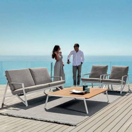Talenti Cottage composición asientos al aire libre hecho en Italia