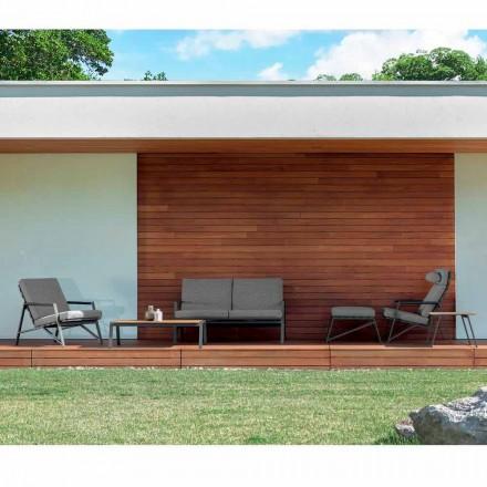 Talenti Cottage composición moderna asientos de jardín hecho en Italia