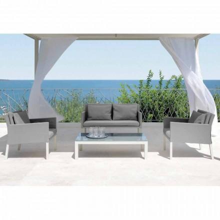 Talenti Step lounge de jardín de diseño moderno hecho en Italia