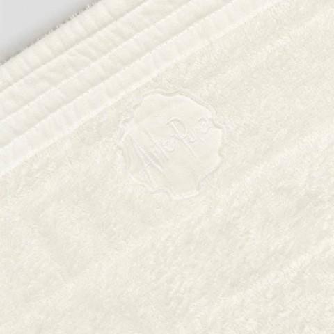 Alfombra de baño rectangular con diseño Shabby Chic de esponja de colores - Ginova