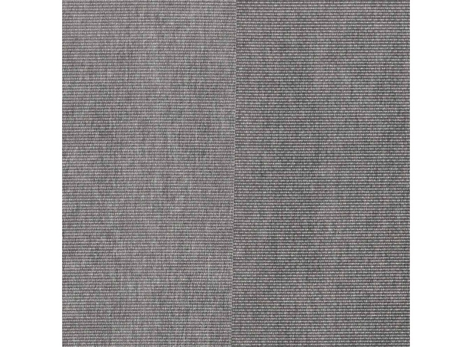 Alfombra de salón 100% algodón con antideslizante, fina Made in Italy - Mirea