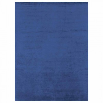Alfombra de seda de diseño moderno de colores grandes - Outlook