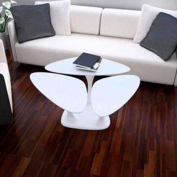 Amanita mesa de centro de diseño moderno hecho en Italia