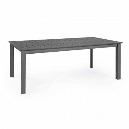 Mesa extensible para exteriores en aluminio Diseño moderno Homemotion - Casper
