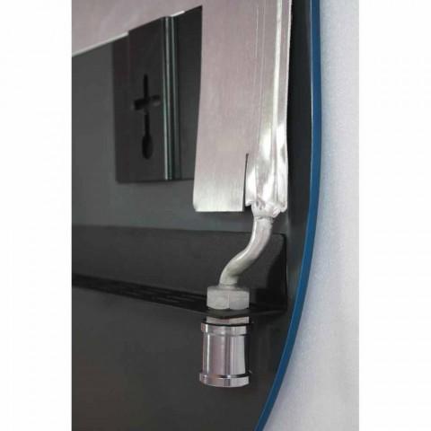 Radiador con diseño de espejo hidráulico hasta 709W Barry