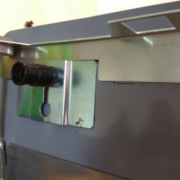Radiador eléctrico de espejo de diseño hasta 1500Watt Jonny