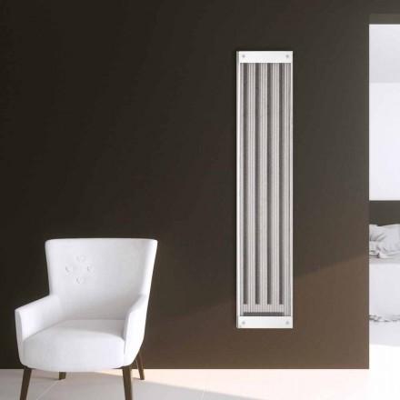 Radiador eléctrico vertical de diseño moderno New Dress Scirocco H