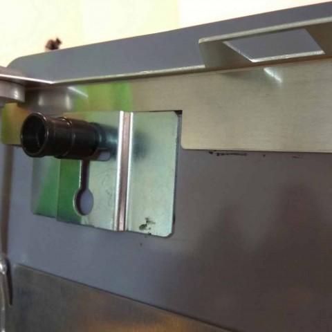 Radiador decorativo de vidrio hasta 705W Jonny