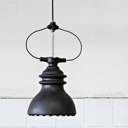 Toscot Battersea lámpara suspendida moderna de cerámica