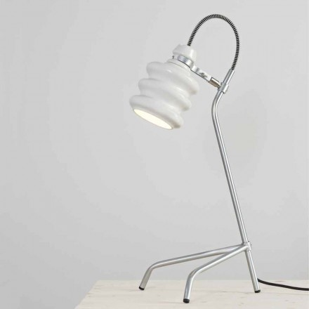 Toscot Battersea lámpara de sobremesa moderna de cerámica
