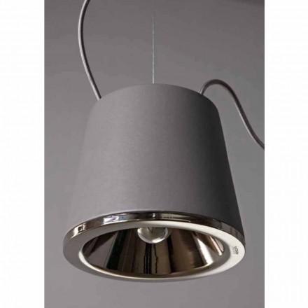 Toscot Henry 1 lámpara de suspensión Ø20cm