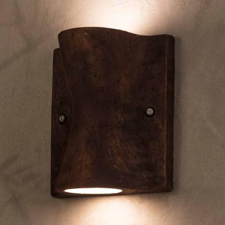 Toscot Lido aplique interior / exterior de diseño hecho a mano en Italia