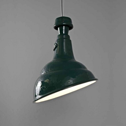 Toscot Torino lámpara suspendida Toscot con plato oblicuo