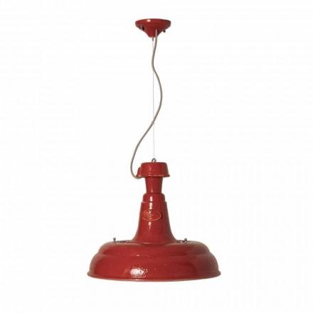 Toscot Torino lámpara de suspensión grande hecha en Toscana