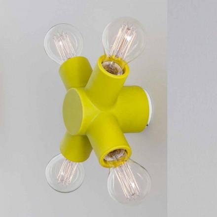lámpara de pared de cerámica TOSCOT tráfico produce en Toscana