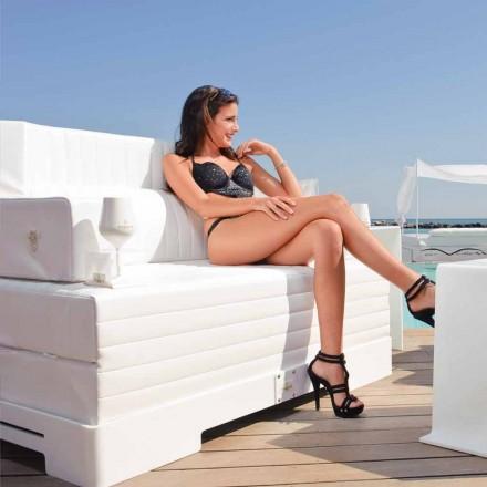 Trona Magnum Sillón flotante de lujo con diseño de doble asiento