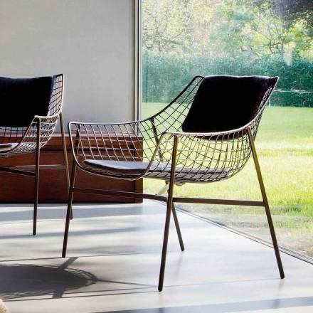 Varaschin Summer Set sillón de jardín, diseño moderno
