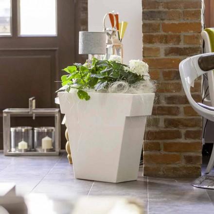 Jarrón decorativo de exterior / interior Slide Il Vaso, diseño moderno