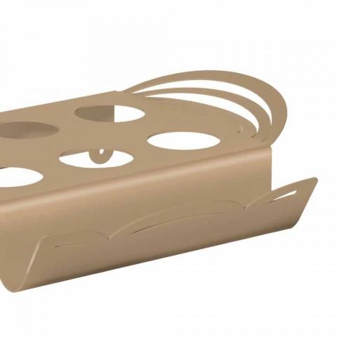La bandeja de café es moderna e innovadora Hecho a mano, hecho en Italia - Futti