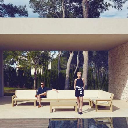 Vondom Frame moderno salón de jardín en resina de polietileno