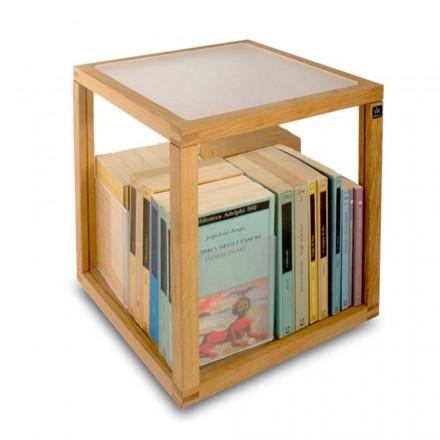 Librería Diseño Zia babel El Trottole portalibri